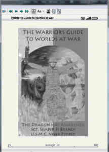 Kindle: Warrior's Guide to Worlds at War